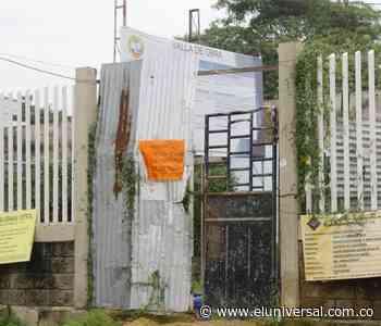 El colegio San Felipe Neri esperando la reanudación de sus obras - El Universal - Colombia