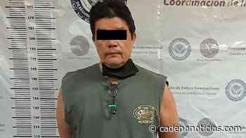 Detiene a pedófilo prófugo de EU. en San Felipe - Cadena Noticias