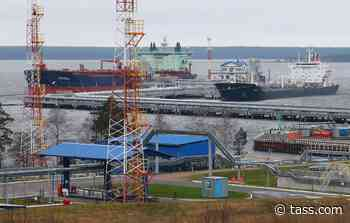 Transneft dispatches billionth tonne of liquid hydrocarbons from Primorsk Port - TASS