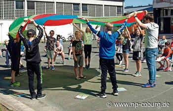 Steinwiesen: Ein Schulgottesdienst, der Mut macht - Neue Presse Coburg
