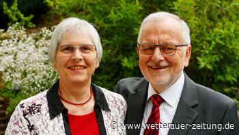 Eheleute Philipp feiern heute goldene Hochzeit - Wetterauer Zeitung