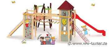 Start des 2. Bauabschnittes des Kinderspielplatzes am Rothenberg in Hachenburg - WW-Kurier - Internetzeitung für den Westerwaldkreis