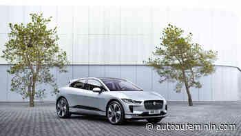 Le Jaguar I-PACE révisé légèrement pour 2021 - AutoAuFeminin