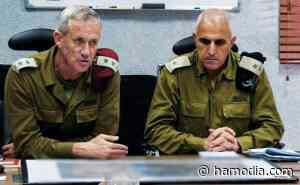 """Gantz: 'Fully Committed' to Returning the Remains of Oron Shaul and Hadar Goldin, Hy""""d - http://hamodia.com"""