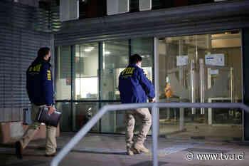 Encuentran muerto a fiscal en edificio del Ministerio Público en Talcahuano - TVU