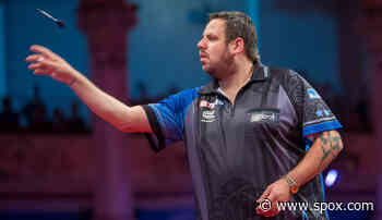Darts – World Matchplay, Viertelfinale heute live: Tag 7 mit Adrian Lewis und Vincent Van der Voort im TV, Livestream - SPOX.com