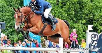 Equitation. Betton Jump. Marc Le Berre comme à la maison - Le Télégramme