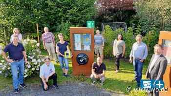 Hilchenbach: Müsen hat ab sofort einen eigenen Defibrillator - Westfalenpost