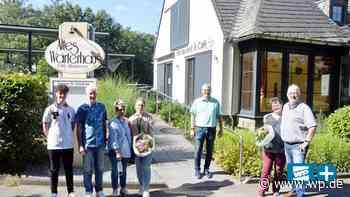 Hilchenbach: Altes Wärterhaus bekommt neuen Pächter - Westfalenpost