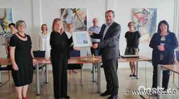 Netzwerk Nabburg gewinnt Bayerischen Stadtmarketingpreis - Onetz.de