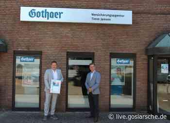 Urkunde zur Generalagentur erhalten | Vienenburg - GZ Live