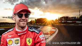 """Ferrari-Pilot Sebastian Vettel über Formel-1-Heimspiel am Nürburgring: """"Eine tolle Überraschung"""" - Sportbuzzer"""