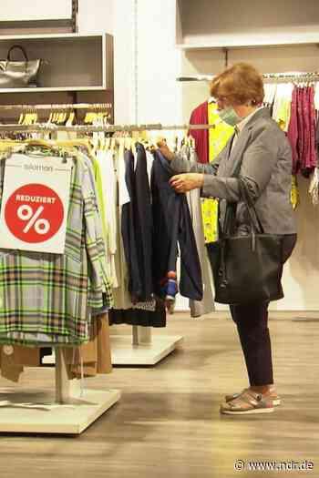 Einzelhandel in Corona-Zeiten: Beispiel Aurich - NDR.de