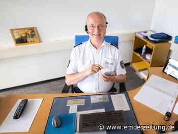 Polizist macht gute Erfahrungen auf Facebook - Emder Zeitung