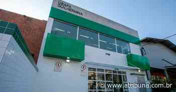 Prefeitura de Praia Grande inaugura Usafa Guilhermina - A Tribuna