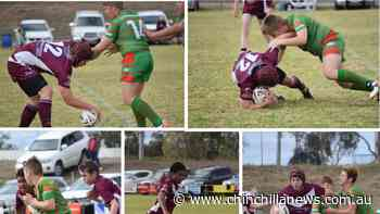 GALLERY: All photos from Dalby Devils' first game after hiatus - Chinchilla News