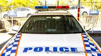 'D---head' photographed defacing police car outside Dalby pub - Chinchilla News
