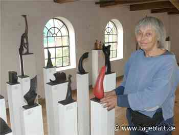Künstlerinnen organisieren ihre Ausstellungen parallel - TAGEBLATT - Lokalnachrichten aus Jork. - Tageblatt-online