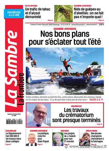 La Sambre (Maubeuge) du vendredi 24 juillet 2020 - L'Observateur