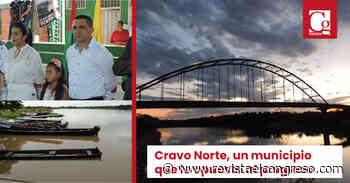 Cravo Norte, un municipio que le apuesta al progreso - Congreso de la República