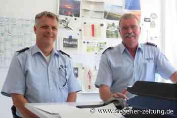 Polizeiwache Bad Berleburg: Sommerinterview mit Bernd Dickel - Bad Berleburg - Siegener Zeitung