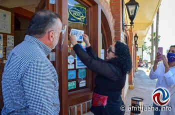 Verifica Canirac restaurantes en Playas de Rosarito - AGENCIA FRONTERIZA DE NOTICIAS