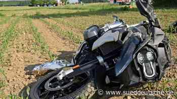Zwei schwer verletzte Motorradfahrer - Süddeutsche Zeitung