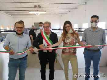 Inaugurato il nuovo incubatoio ittico di Orzinuovi - Prima Brescia