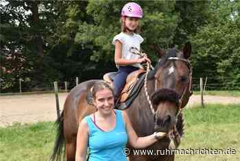 Alles rund ums Pferd: Wochenende auf dem Reiterhof in Werne - Ruhr Nachrichten