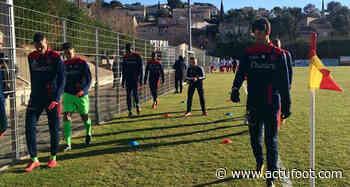Sofiane Sidi Ali (ex-Gemenos) à l'essai avec un club de N2 varois ! - Actufoot