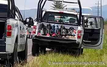 Frustran robo en Buenavista, Tlaxco - El Sol de Tlaxcala