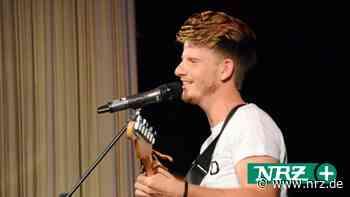 DSDS-Musiker Lukas Kepser aus Kranenburg sang erneut in Rees - NRZ