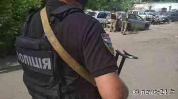 Un voleur de voitures menace la police de GRENADE en Ukraine, une escouade anti-bombe appelée - News 24
