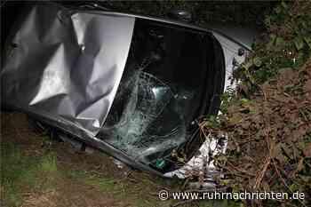 Junger Werner in schweren Autounfall in Senden verwickelt - Ruhr Nachrichten