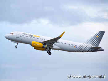 Cinq routes de plus à Orly pour Vueling - Air-Journal