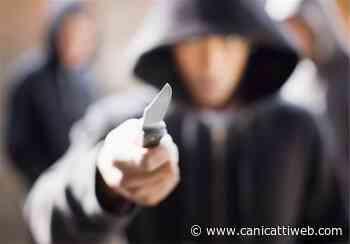 Canicattì, malvivente rapina distributore carburanti armato di taglierino - Canicatti Web Notizie