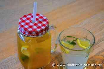 So einfach ist es, erfrischende Getränke selbst zu machen - Staufen - Badische Zeitung