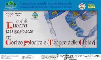 Le rievocazioni storiche di Lucera con Murgia Enjoy - Puglia News 24