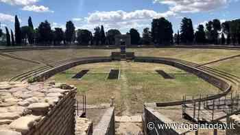 """Rinasce lo storico anfiteatro di Lucera """"più antico del Colosseo"""": due mesi di eventi e grandi nomi nell'estate post Covid - FoggiaToday"""