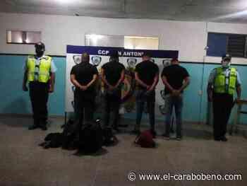 Siete connacionales detenidos en San Antonio del Táchira - El Carabobeño