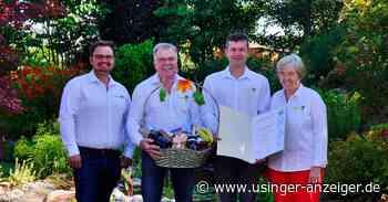 Dritter Meister bei GaLaBau Sommer in Wehrheim - Usinger Anzeiger