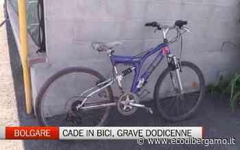 Bolgare, grave dodicenne dopo una caduta dalla bicicletta - L'Eco di Bergamo