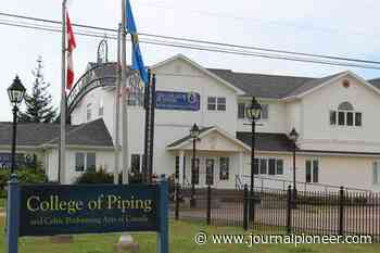 Summerside's College of Piping shuts down theatre arts program - The Journal Pioneer