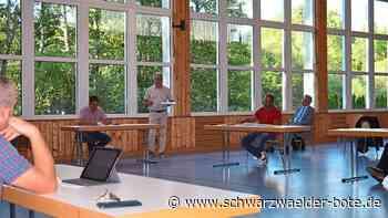 Niedereschach: Fischbach fast komplett am SVS-Gasnetz - Niedereschach - Schwarzwälder Bote