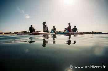 SUP Yoga sur l'eau Vieux-Boucau-les-Bains - Unidivers