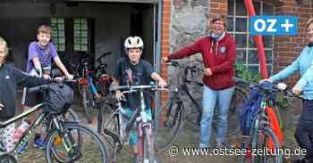 Sommercamp der Probstei Wismar: Mit Kanu und Rad durch zwei Bundesländer - Ostsee Zeitung