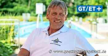 Martin Roddewig ist seit 30 Jahren Schwimmmeister in Bovenden-Reyershausen - Göttinger Tageblatt