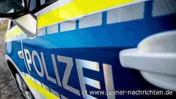 Vandalen zerkratzen Garagentor in Peine - Peiner Nachrichten