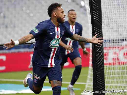 Paris gewinnt Pokal - Neymar trifft gegen St. Etienne - inSüdthüringen.de