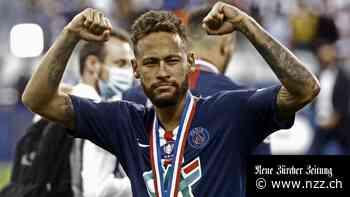 Neymar schiesst PSG zum Cup-Sieg | NZZ - Neue Zürcher Zeitung